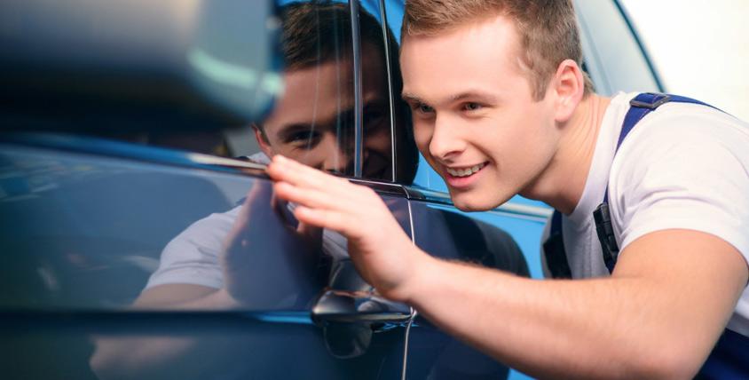 """Ваша машина - выше всяких похвал! Тонирование стёкол, бронирование фар, защита от сколов и царапин в автосервисе """"Шаман"""""""