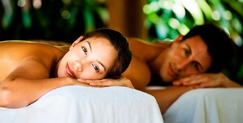 """Тайский oil-массаж лица и всего тела, стоун-массаж, программа """"Бразильская попка"""", фут-массаж в SPA-салоне AmanDelice"""
