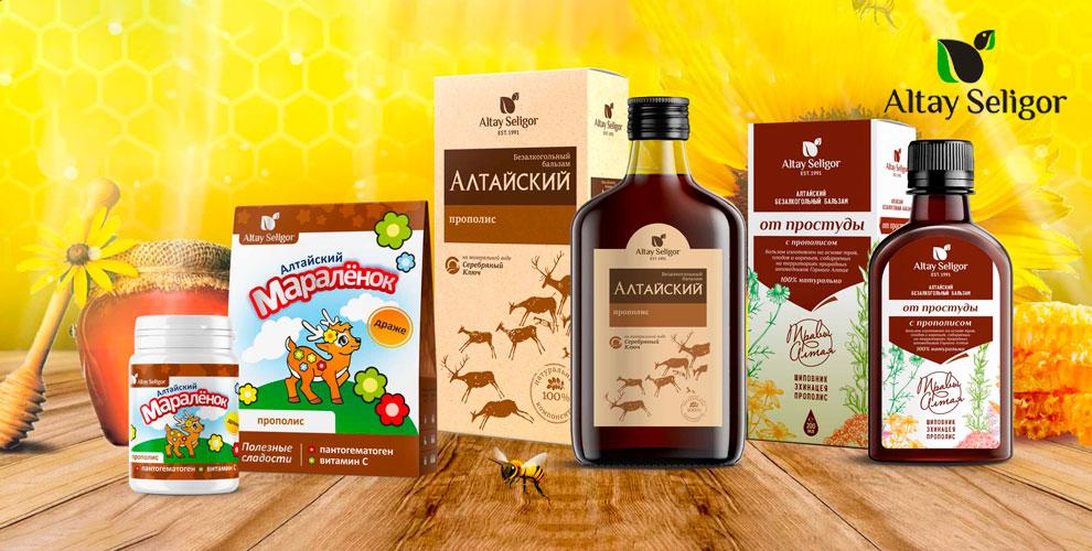 Интернет-магазин Altay Seligor: масла, чай, мед, спортивные напитки, сиропы и другое