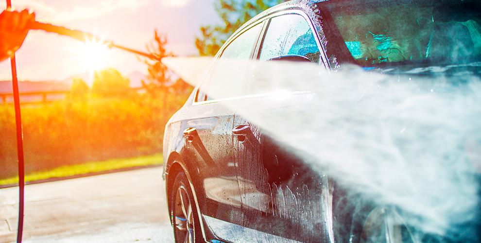 Комплексная итехнологическая мойка автомобиля вавтомойке «Нептун»