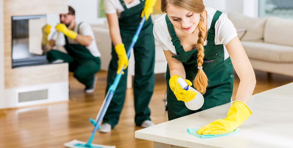 «Пощучьему веленью»: мытьё окон игенеральная уборка квартиры