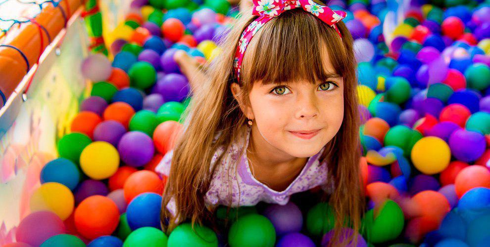 Посещение детского развлекательного клуба «Сирены Краснолесья»