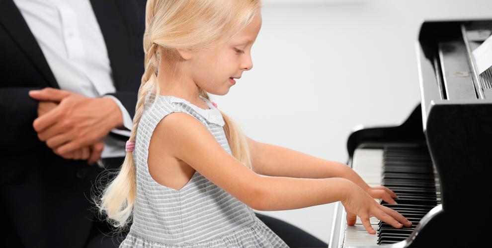 Индивидуальные занятия игры на музыкальных инструментах в школе «Music Мир»