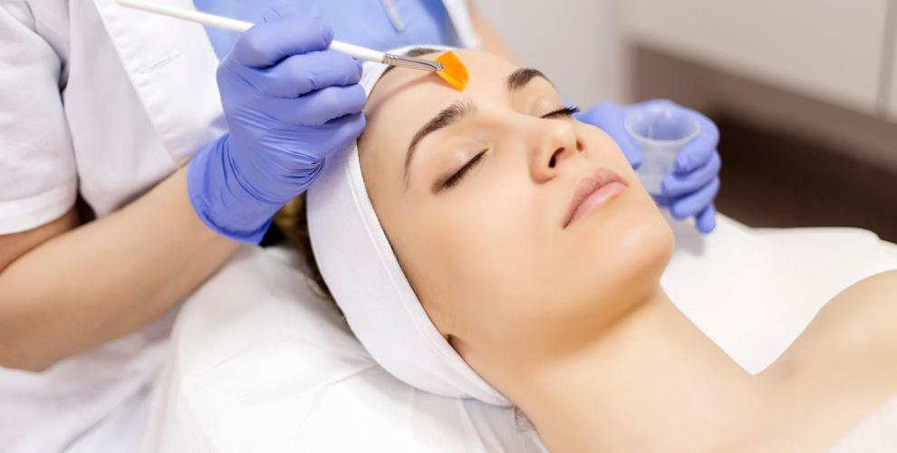 Пилинг, УЗ-чистка, процедуры длялица, инъекции, LPG,миостимуляциявцентре «Богиня»