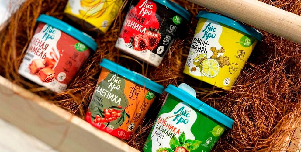Классическое, витаминное или спортивное мороженое от компании «АйсКро»