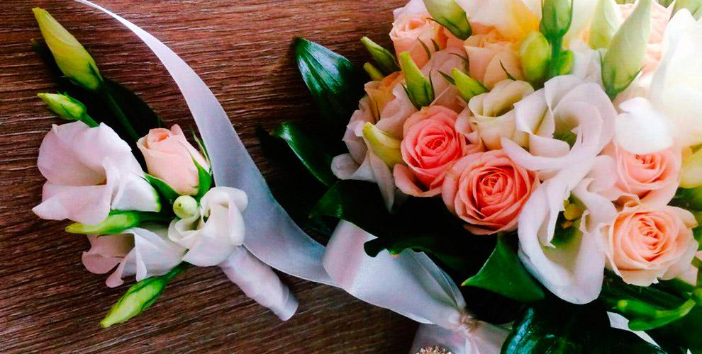 Цветы, букеты и композиции от салона Ami Flowers
