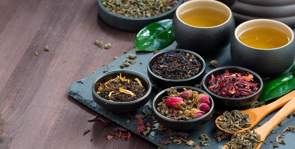 Ассортимент готовых подарочных наборов вмагазине«Чайная Коллекция»
