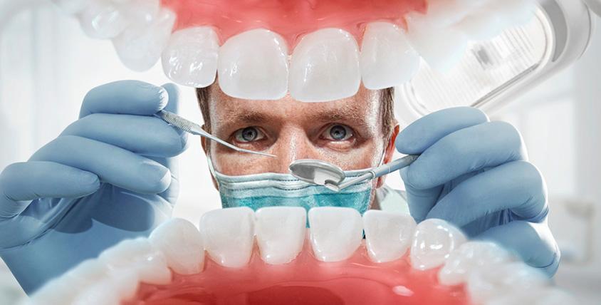 """Стоматологические услуги в клинике """"Ал-дент"""""""