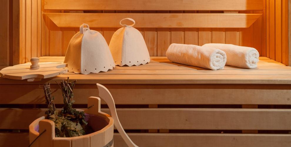 Посещение сауны с бассейном в любой день недели в бутик-отеле «Везендорф»