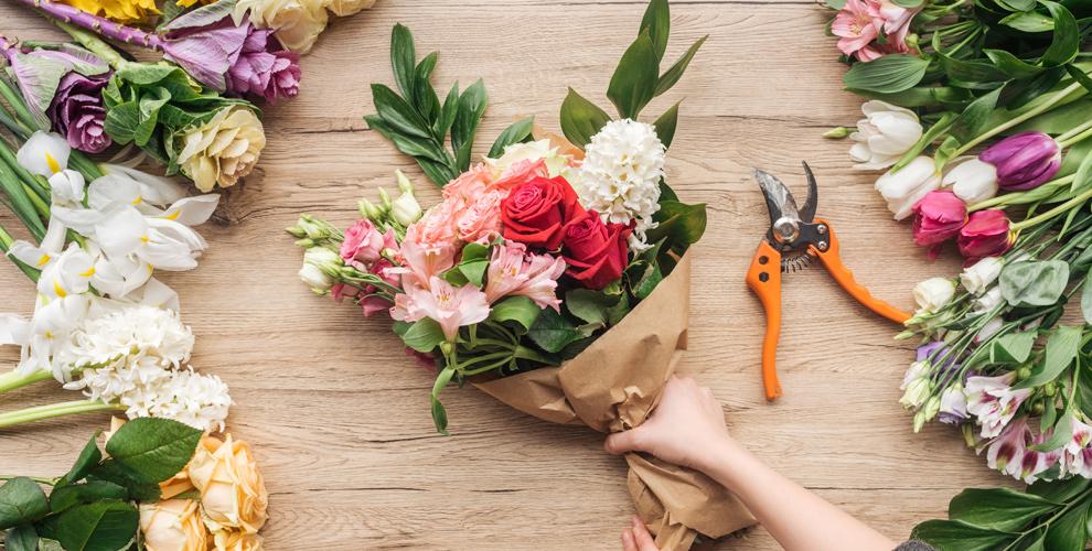 Онлайн-магазин цветов Secret Garden: цветы, букеты илепесткироз