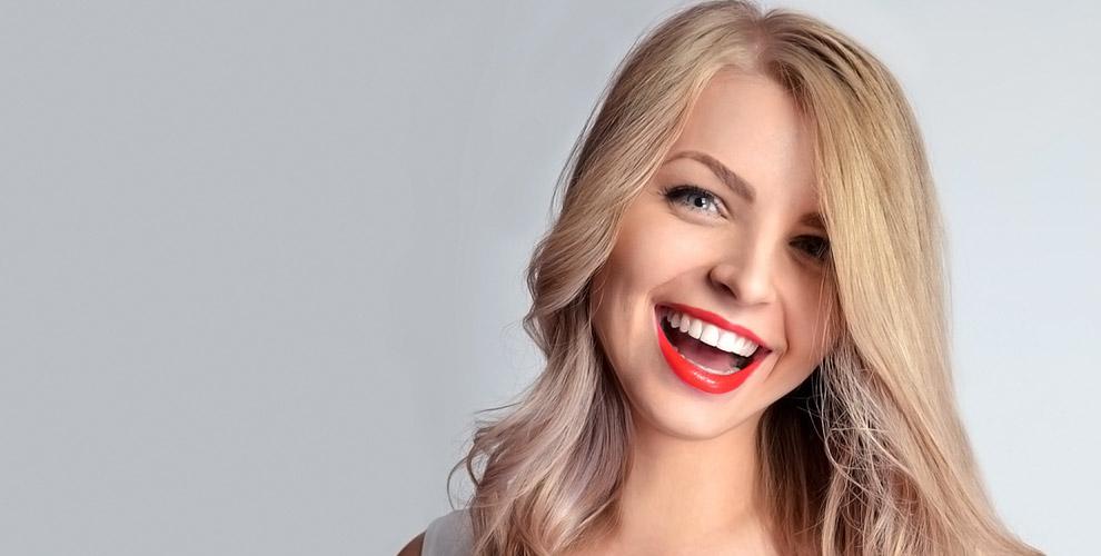 Косметическое отбеливание зубов в студии My Brilliant Smile