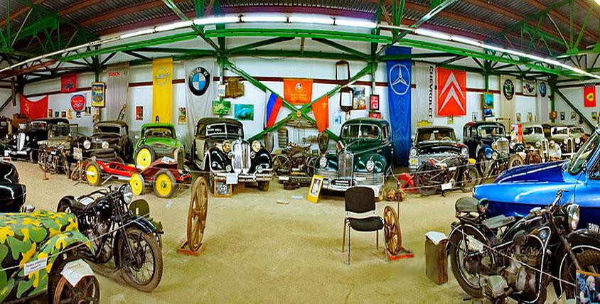 Билеты в Ломаковский музей старинных автомобилей и мотоциклов