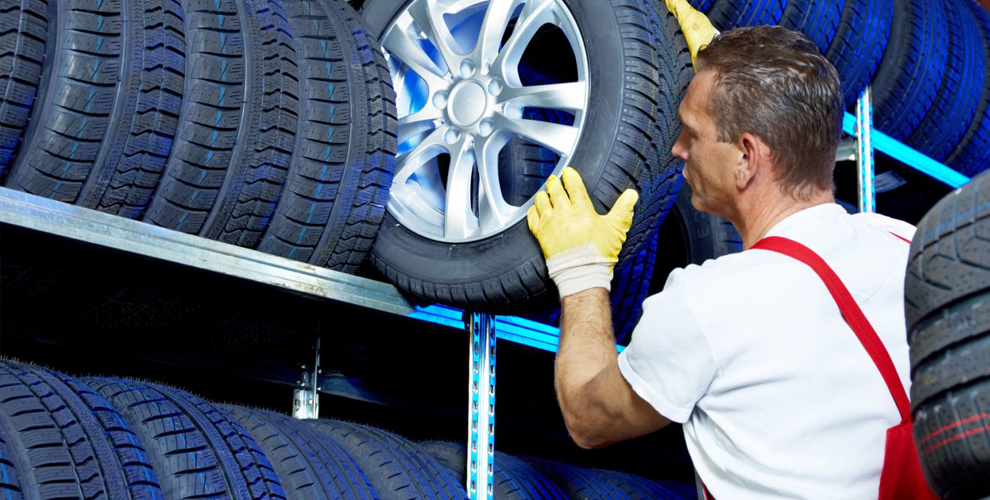 Сезонное хранение шин и шиномонтаж легковых автомобилей от компании My Shin