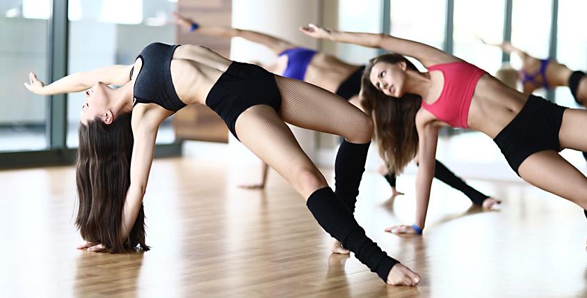 Go-Go, dance mix, hip-hop и другие направления в школе танцев RISE UP