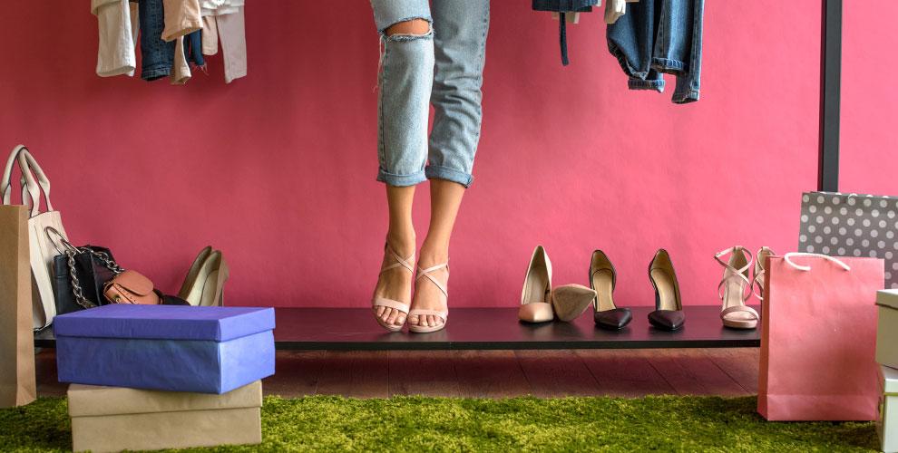 Ассортимент женской имужской обуви всети магазинов Marko Вotini