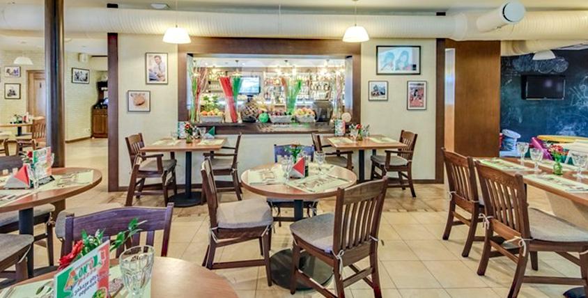 """Ресторан-караоке """"Стадио&Cтудио"""" - заведение с душой! Отведайте классическую европейскую и итальянскую кухни"""