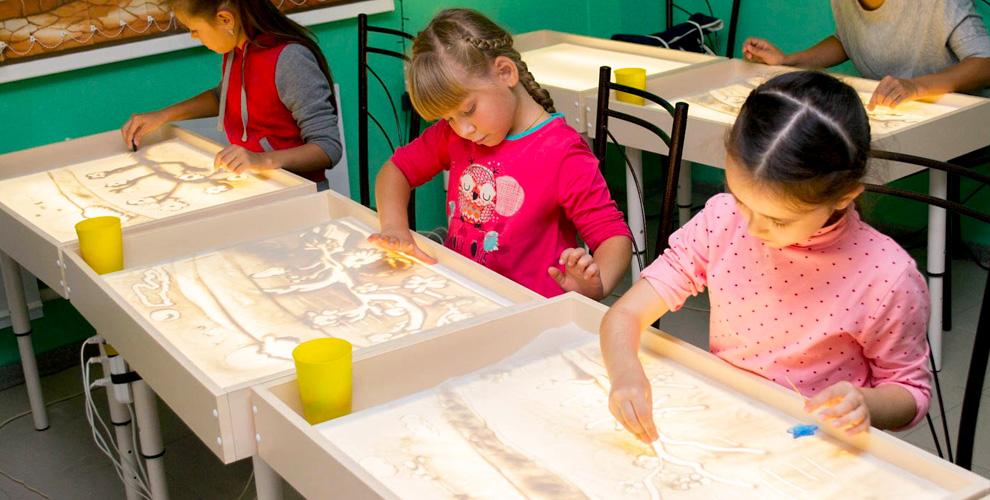 Мастер-класс по рисованию, Дни рождения, арт-экскурсия и другое в студии SandLand