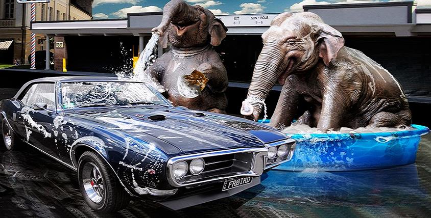 """За окном непогода? Автомойка """"Стандарт"""", """"Люкс"""", """"Премиум"""" и полная химчистка салона автомобиля в автомойке Be Clean"""
