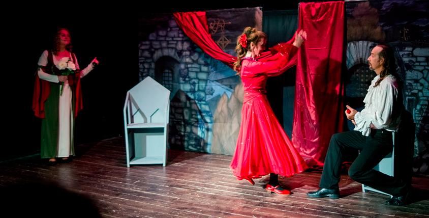 """Театр """"Оранжевое небо"""" приглашает на спектакли в феврале и марте"""