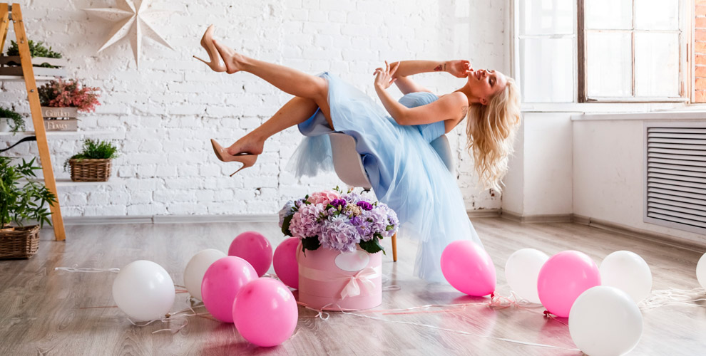 Цветы, букеты, шары иоформление подарков встудии «ВСЕПУЧКОМ»