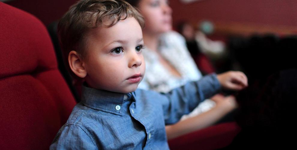 Билеты на детский спектакль «Мой друг» в театре «Золотой ключик»