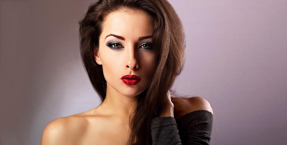 """Перманентный макияж бровей, губ и век в салоне красоты """"Лилия"""""""