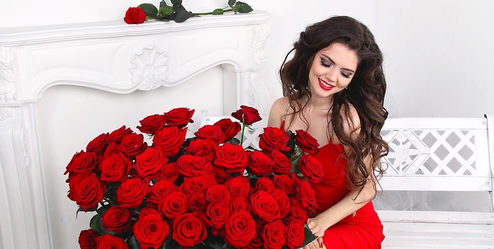 Букеты из роз, пионов, тюльпанов и не только от компании Beauty Roses