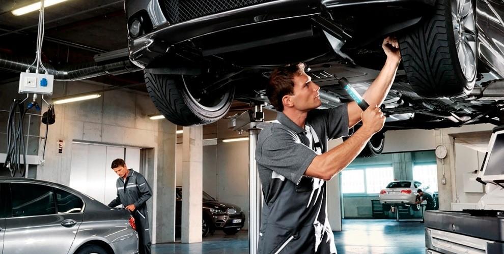 Диагностика, замена жидкостей и тормозной системы от компании Garage-AvtoServise