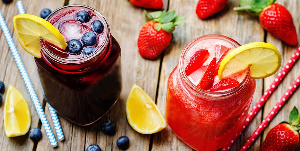 Безалкогольные напитки, лимонады ичайная карта вкафе-баре «НаБалконе»