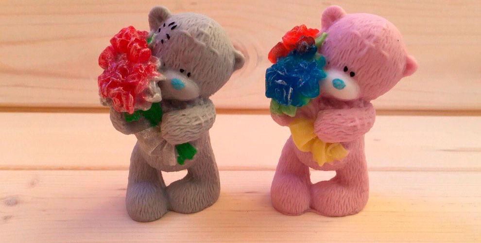 Подарочные наборы мыла ручной работы от интернет-магазина «Малина»