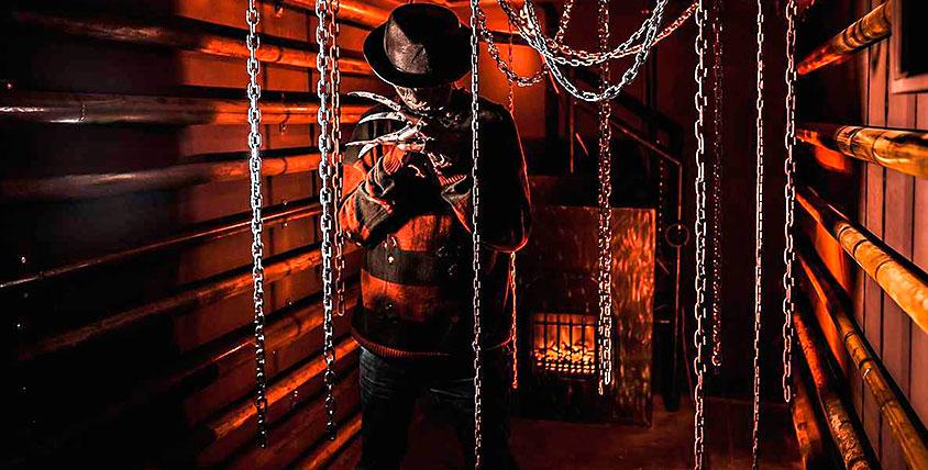 У вас есть только час, чтобы выбраться из ловушки Джокера на улице Вязов! Локации и квест-комнаты в компании CHELBUNKER