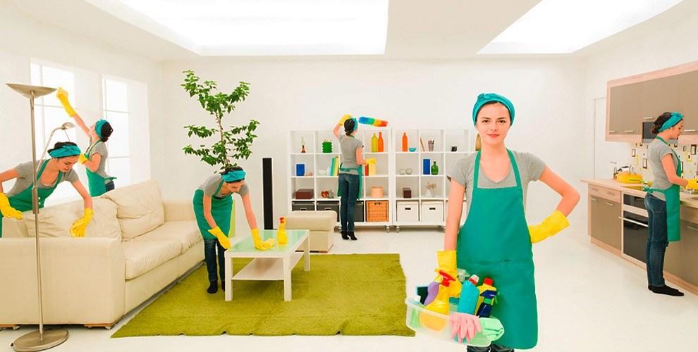 Химчистка мебели, ковровых покрытий и уборка квартир от компании «Изумруд-клининг»