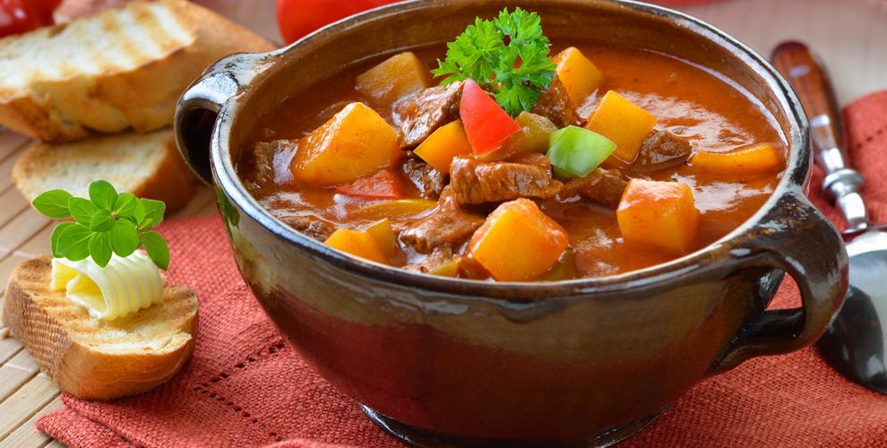 Горячие блюда, супы закуски и многое другое в ресторане «Старая Деревня»