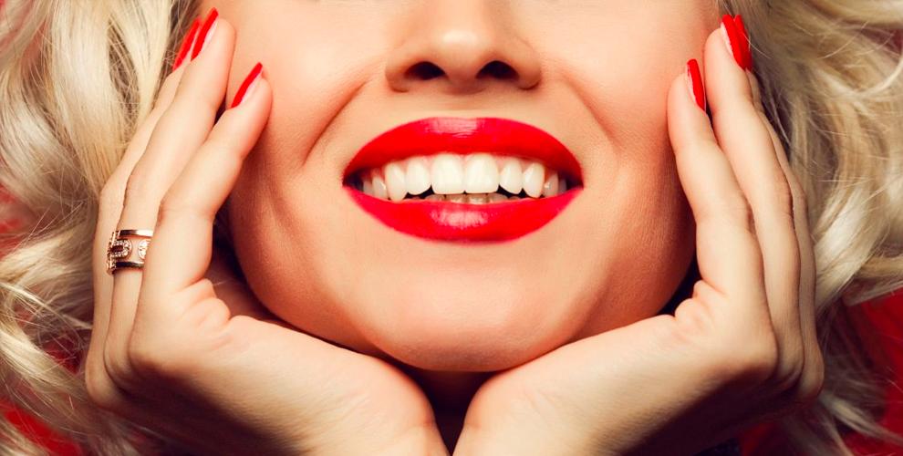 Отбеливание зубов в студии красоты «Либэль»