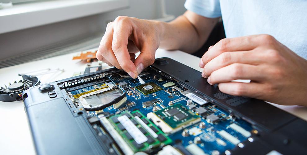 Установка антивируса и чистка ноутбука от торгово-сервисной компании «Доктор Бит»