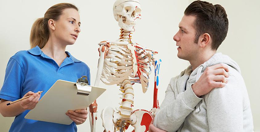 """""""Центр травматологии и ортопедии"""" окажет помощь в лечении позвоночника, суставов и другое"""