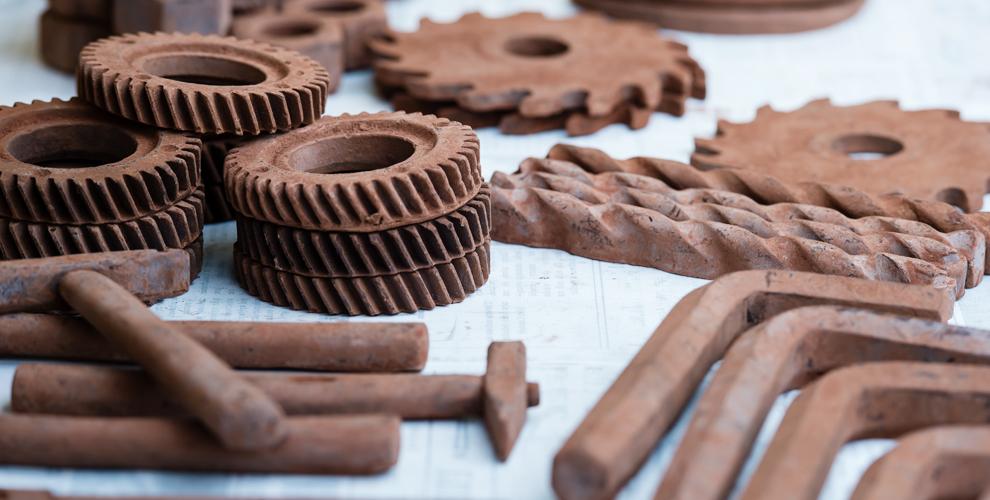 Шоколадные наборы в кондитерской «Мисс Бейкер»