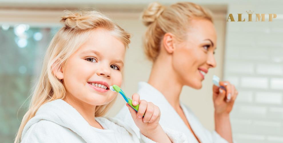 Интернет-магазин Alimp: детская зубная паста, гигиенический набор и не только
