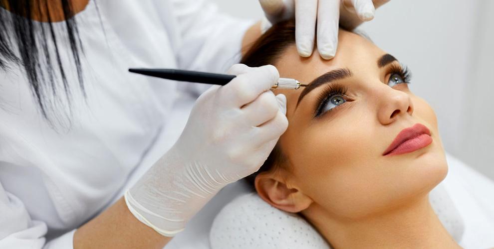 Перманентный макияж зон на выбор в студии JT Beauty