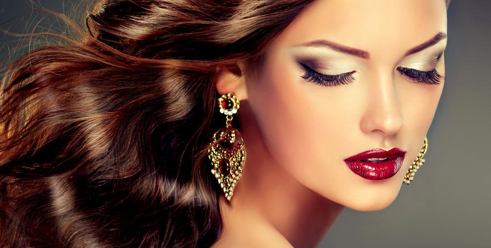 «Студия красоты»: макияж, вечерние прически, маникюр и окрашивание бровей