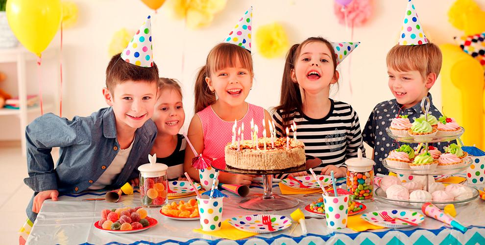Проведение Дня рождения и детские программы в банкет-холле в Rekkom Palace
