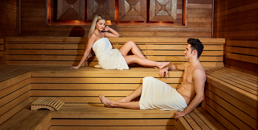 Финская парная, турецкий хамам, бассейн, джакузи всауне «Экватор»
