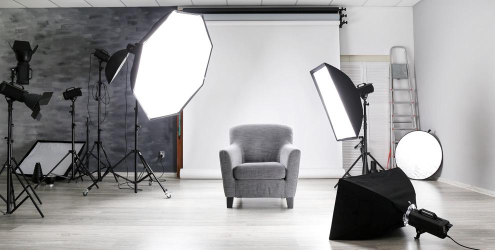 Профессиональная студийная фотосессия и фотосессия «Аватарка»  в фотостудии Era-photo