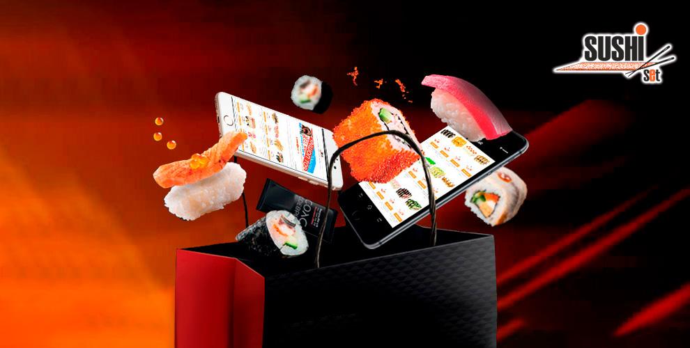 Специальная цена на наборы от ресторана доставки «Суши Сет»