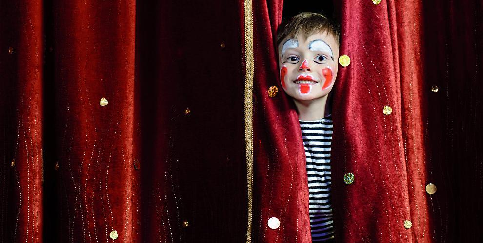 «Дом Кино» на Белорусской приглашает на детский новогодний спектакль