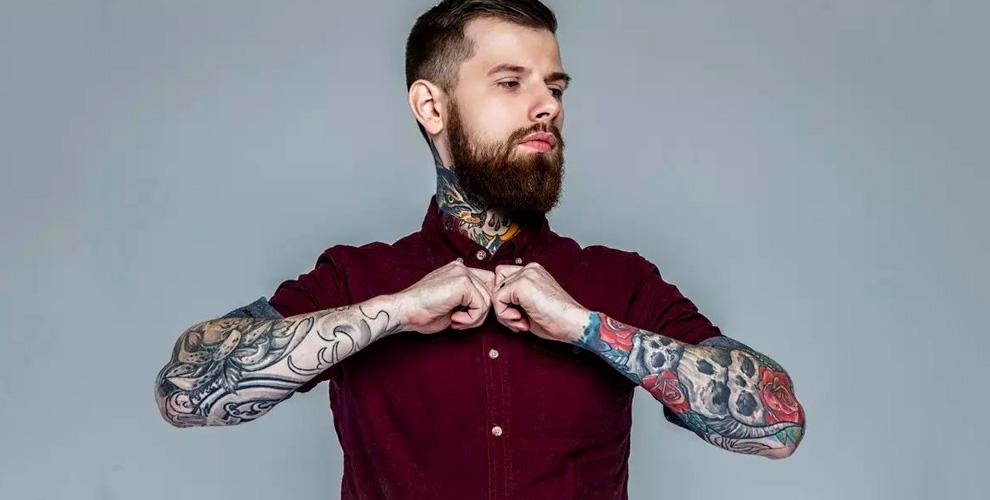 Нанесение, удаление татуировки иперманентный макияж всалоне Black Mark Tattoo