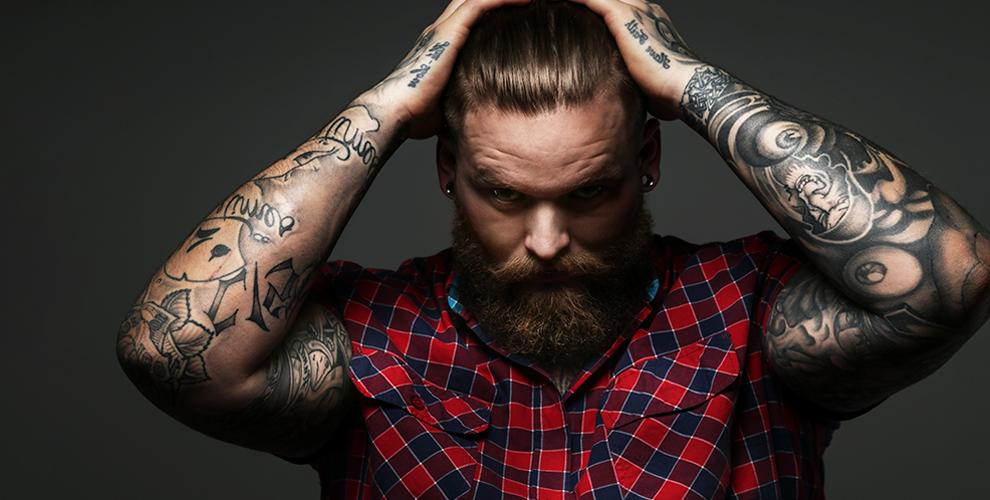 Нанесение художественной татуировки икурс «Тату-мастер» отBeautiful Pain