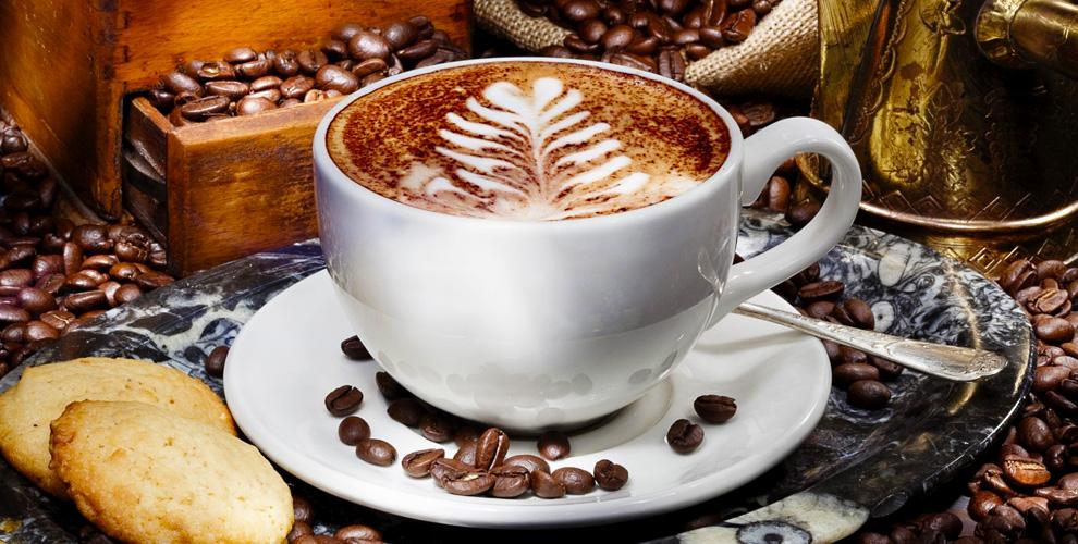Все меню кофе, молочных коктейлей и чая в кофейне Tofitti