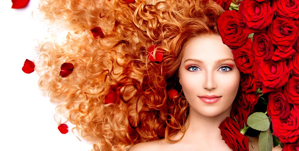 Хюгге-окрашивание, растяжка цвета, кератин CocoChoco и маникюр в салоне «Изабелла»