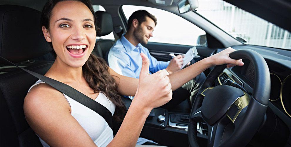 Видео инструктор по вождению автомобиля